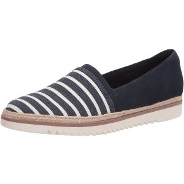 Clarks Women's Serena Paige Loafer Flat 5/5.5/7 Narrow