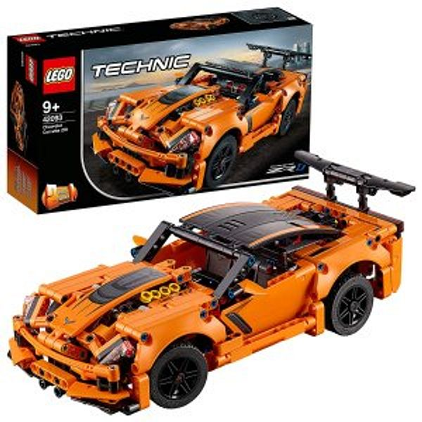 LEGO Technic Chevrolet Corvette ZR1 42093 New 2019 (579 Piece)