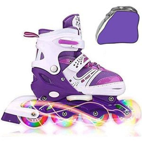JIFAR Youth Children's Inline Skates for Kids