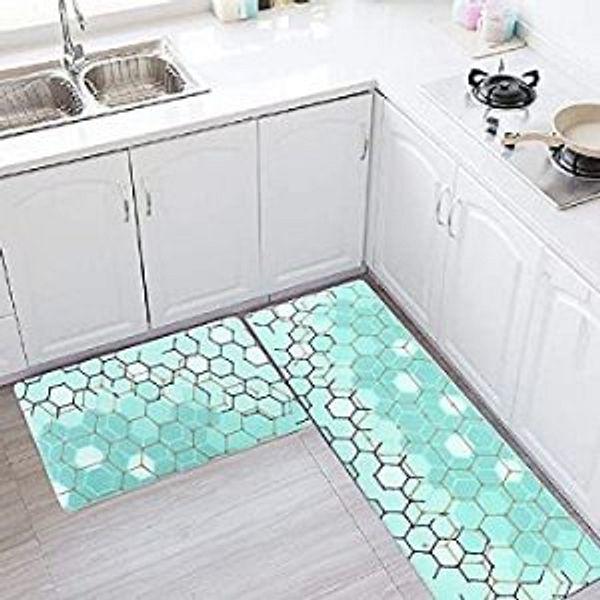 LEEVAN Anti Fatigue Kitchen Floor Mats