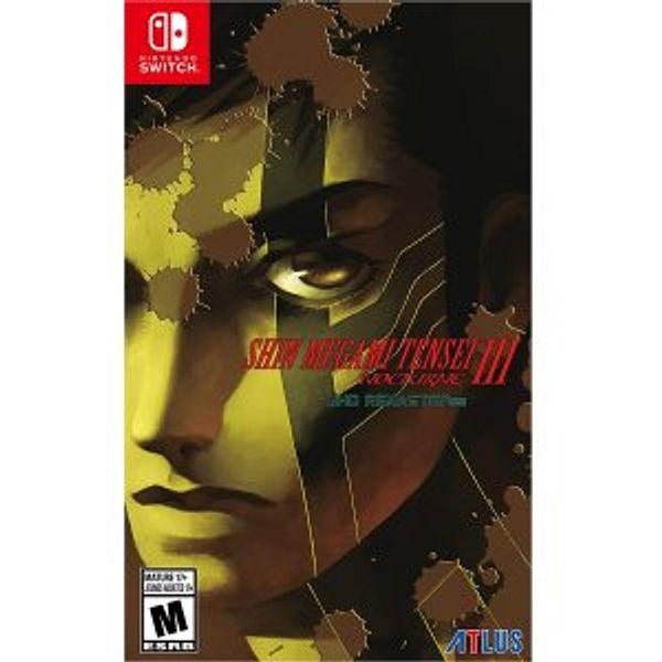 Shin Megami Tensei III: Nocturne HD Remaster - Switch / PS4