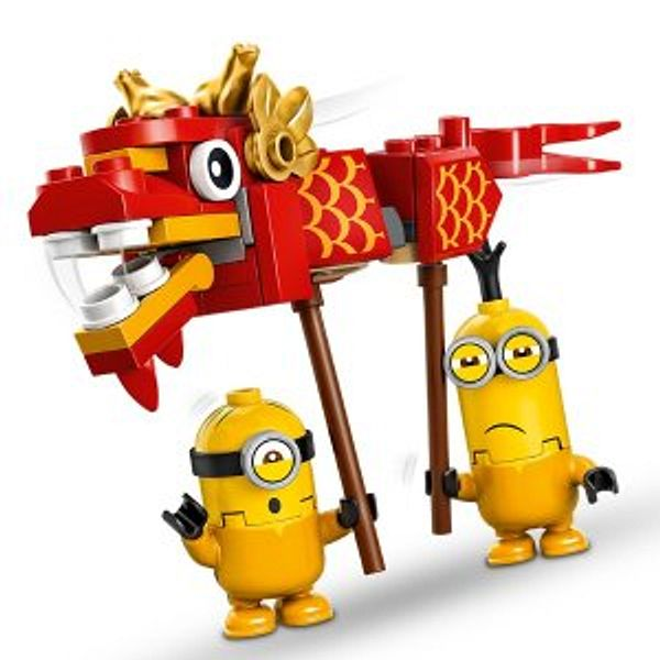 New Release: LEGO Minions New Items