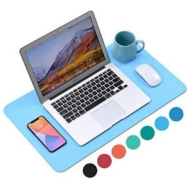 WAYBER PU Leather Waterproof Desk Pad