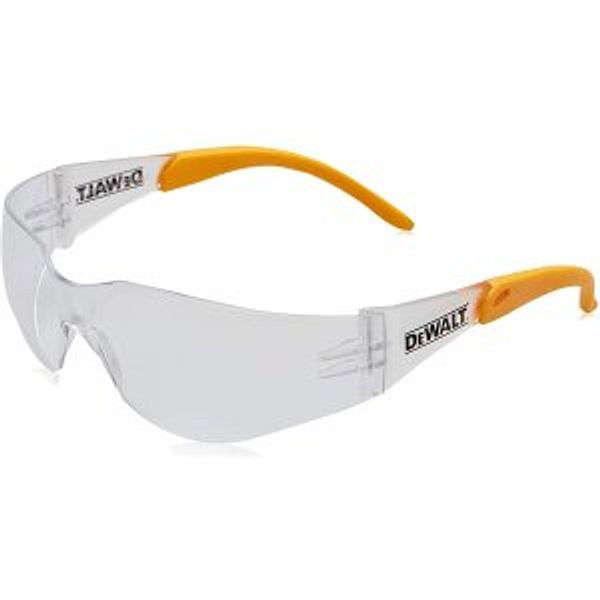 Dewalt DPG54-1D Protector Clear High Performance Lightweight Protective Safety Glasses