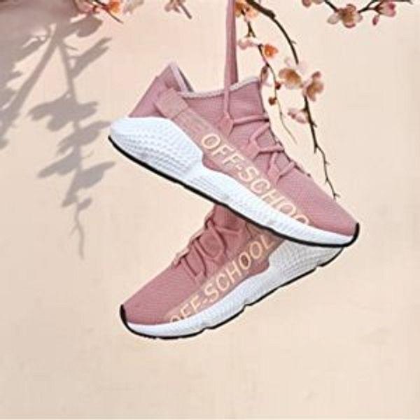 ERKE Women's Walking Shoes Cushioning Running Shoes Fashion Athletic Mesh Sneakers Lightweight Non Slip Vintage Trainer Shoes for Jogging Walking Dancing