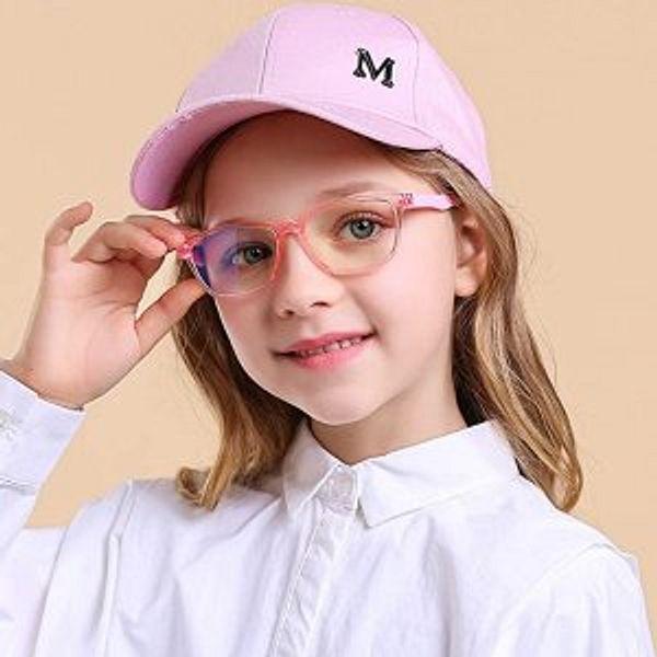 Kids Blue Light Blocking Glasses for Boys Girls