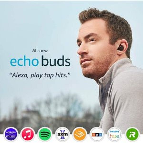 Amazon Echo Buds (2nd Gen) Wireless earbuds