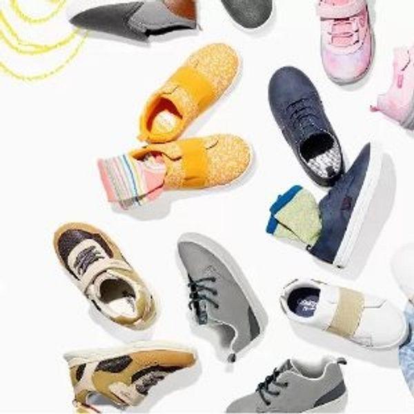 Carter's Kids Shoes & Socks Buy More Save More