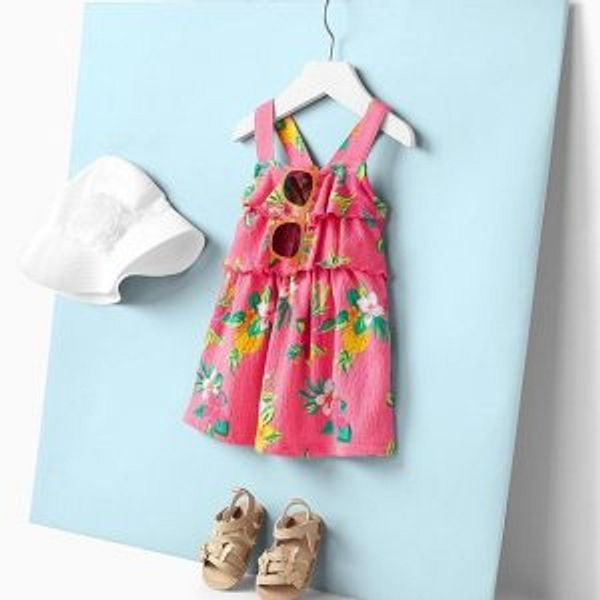 Carter's Girls Dresses Up to 60% Off Sale