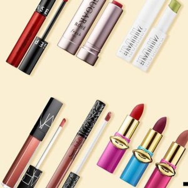 Today Only: National Lipstick Day @Sephora