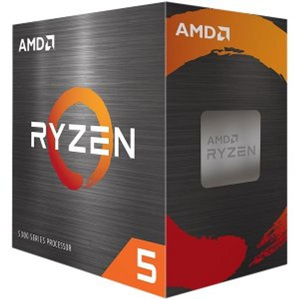 AMD Ryzen 5 5600X 6C12T AM4 65W Processor