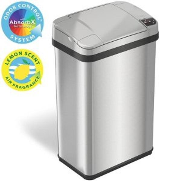 Today Only: The Home Depot Select Trash Bins Sale