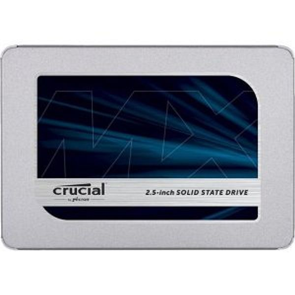 Crucial MX500 2TB 3D NAND SATAIII SSD