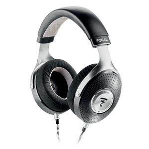 Focal Elegia Circumaural Closed-Back High-Fidelity Audiophile Headphones FELEGIA