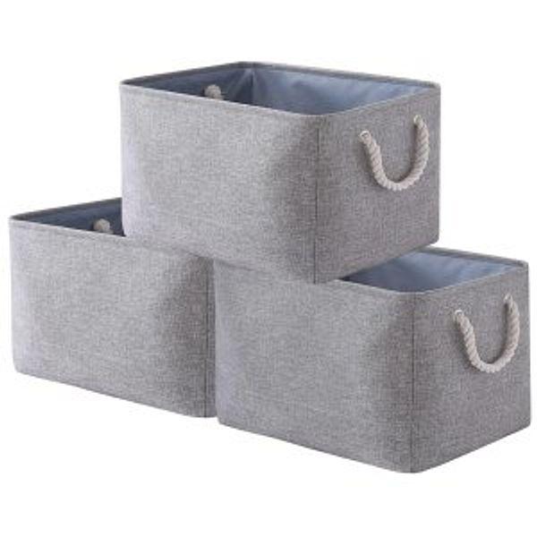 TcaFmac Fabric Storage Basket