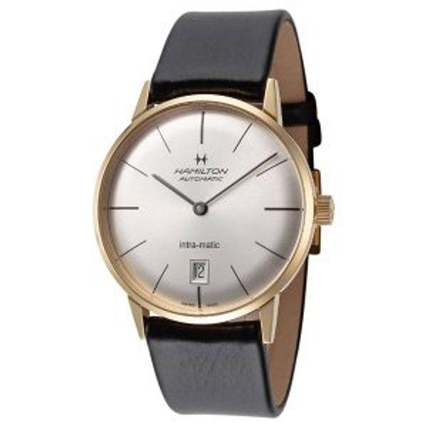 Hamilton Intra-Matic Men's Watch $469 + Free Shipping