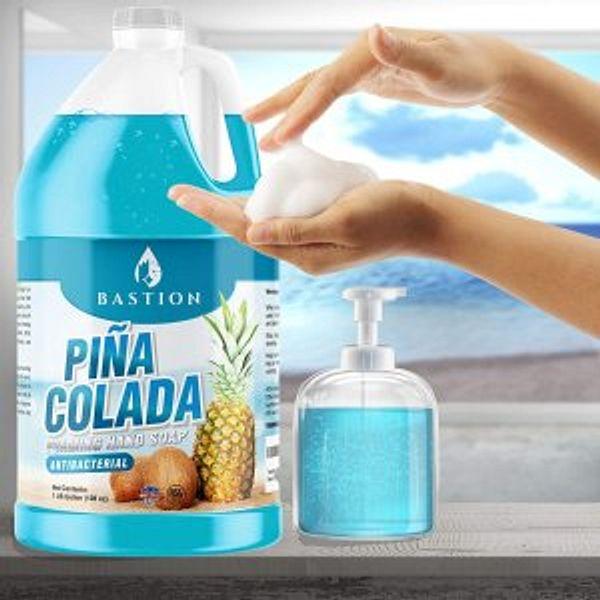 Bastion Foaming Antibacterial Hand Soap