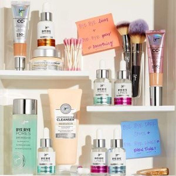 IT cosmetics Beauty Event