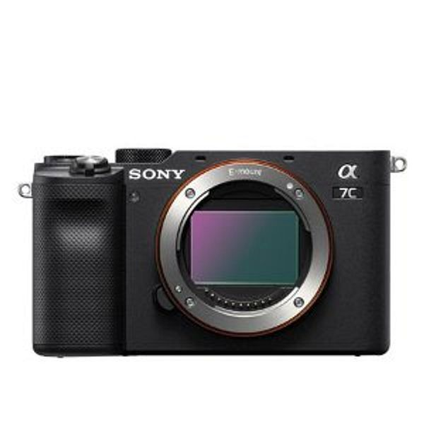 Sony Alpha 7C Mirrorless Digital Camera
