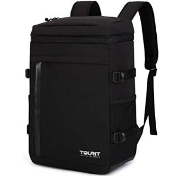 TOURIT 32 Cans Cooler Backpack Leakproof Large Capacity Insulated Backpack