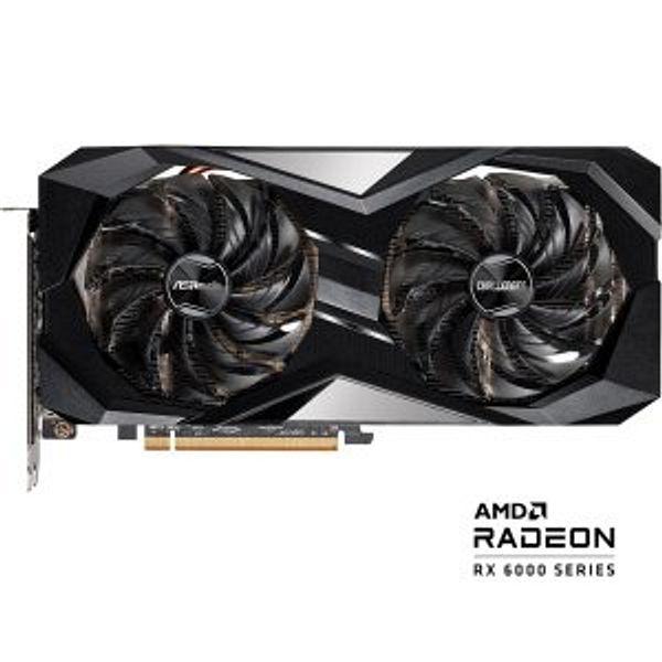 ASRock Challenger D Radeon RX 6700 XT 12GB GDDR6 Video Card