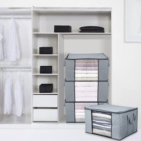 BoxLegend Clothes Storage Bag 90L Large Capacity Organizer