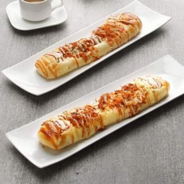 "DOWAN Serving Platter, Sushi Plate Serving Plates Set of 4, 14"" X 4"""