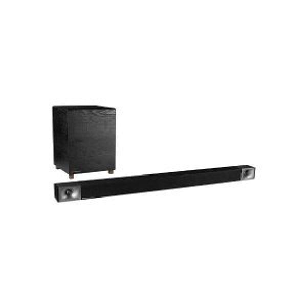 Klipsch BAR 48 Sound Bar and Wireless Subwoofer REFURBISHED