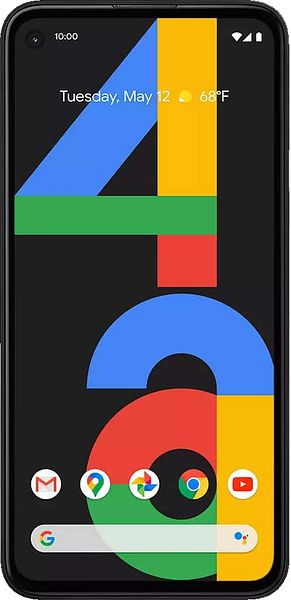 Visible: Google Pixel 4a Smartphone + $150 Prepaid Mastercard + 2-Months Service