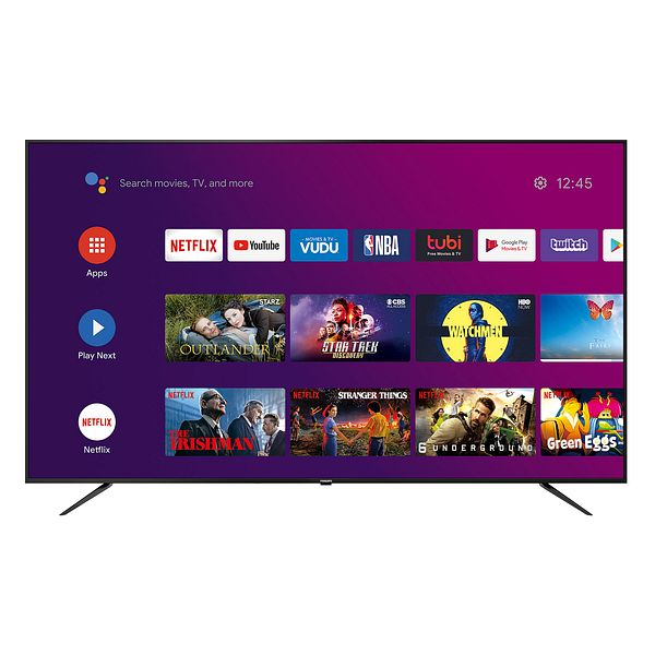 """Philips 75"""" Smart Android Television $598 at Walmart"""