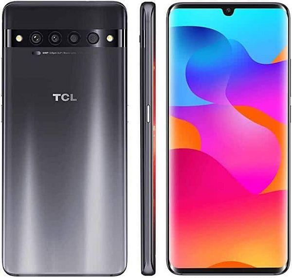 "TCL 10 Pro Unlocked Android Smartphone (6.47"" AMOLED FHD + Display, 64MP Quad Rear Camera System, 128GB+6GB RAM) for $314.99 AC + FSSS"