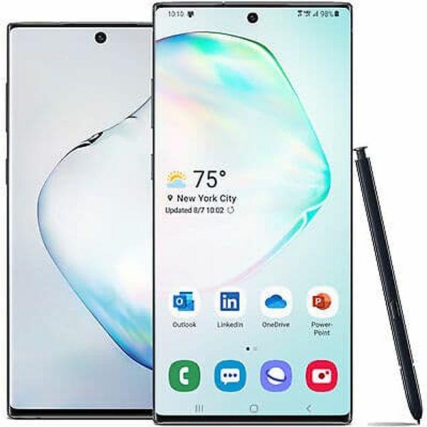 Samsung Galaxy Note10+ Black 512GB US Model (Unlocked) 887276357928   eBay $560