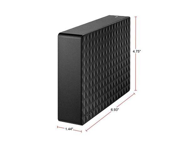 12TB Seagate Expansion Desktop External Hard Drive @Newegg $185