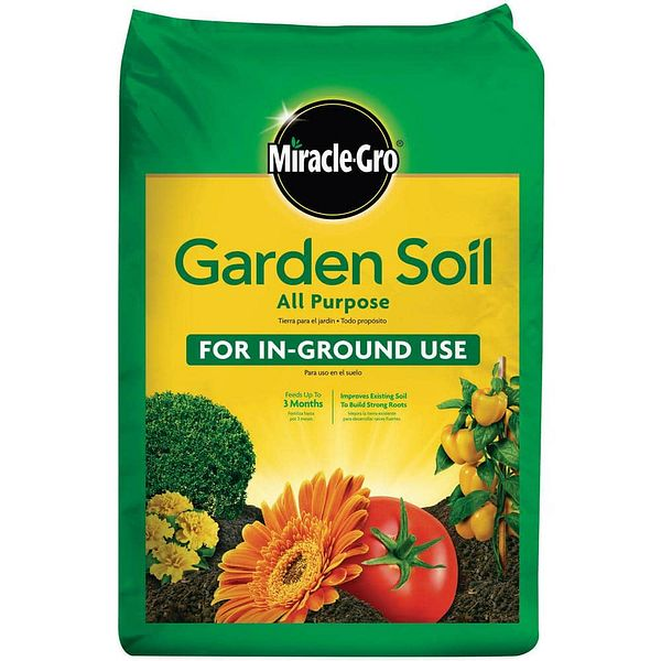 Miracle Gro All Purpose Garden Soil 5 for $10 (starts 4/08)