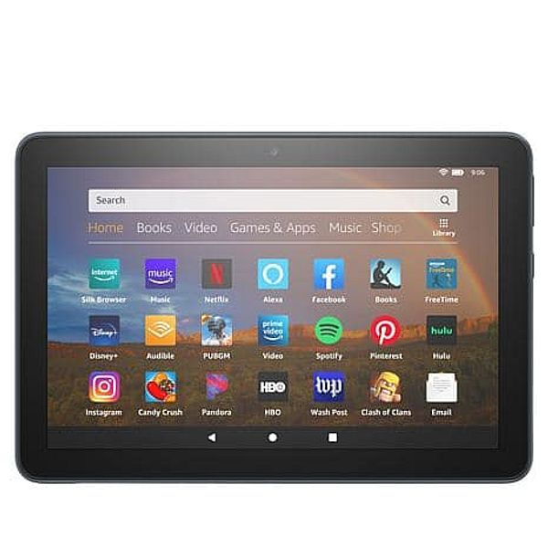 Amazon Fire 8 Plus 32GB Tablet with Vouchers - 9701146 | HSN $79.99