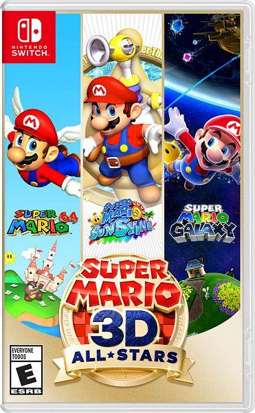Super Mario 3D All-Stars (Nintendo Switch) $50