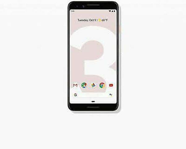64GB Google Pixel 3 Unlocked Smartphone (Not Pink)