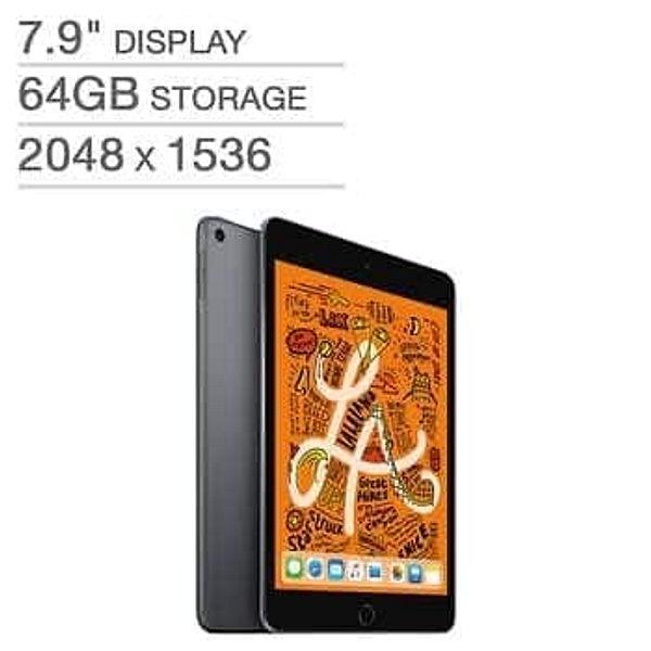 Costco Apple iPad mini - A12 Chip - 64GB - Latest Model - $344.99