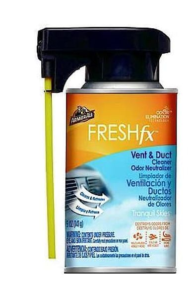 Armor All FRESH fx Vent & Duct Cleaner Odor Neutralizer - Tranquil Skies (5 ounces), $1.15, Advance Auto Parts, YMMV
