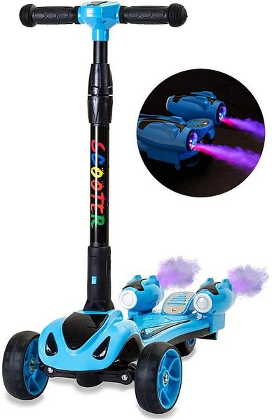 GlareWheel Kid's Rocket Scooter (Multiple Colors) $50 + Free Shipping w/ Prime