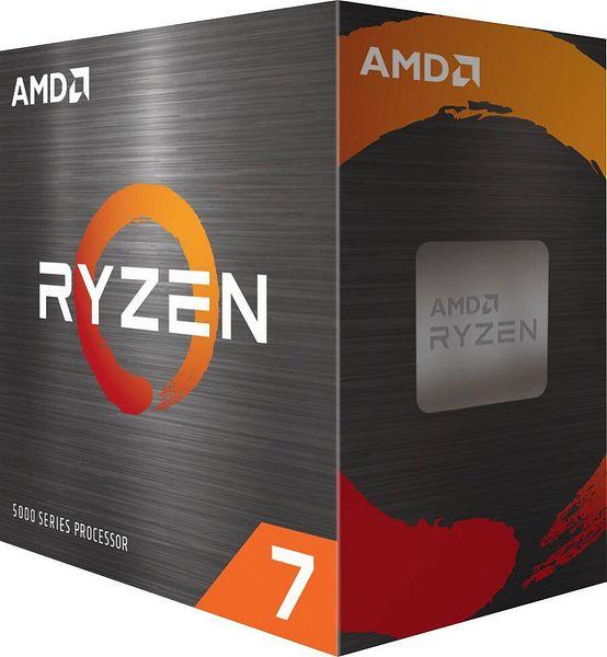 AMD - Ryzen 7 5800X 4th Gen 8-core, 16-threads Unlocked Desktop Processor Without Cooler $449