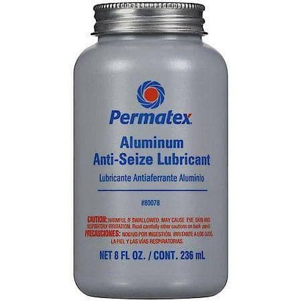 8-Ounce Permatex Aluminum Anti-Seize Lubricant