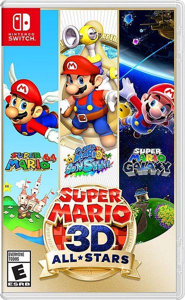 Bestbuy Super Mario 3D All-Stars Nintendo Switch, Nintendo Switch Lite HACPAVP3A