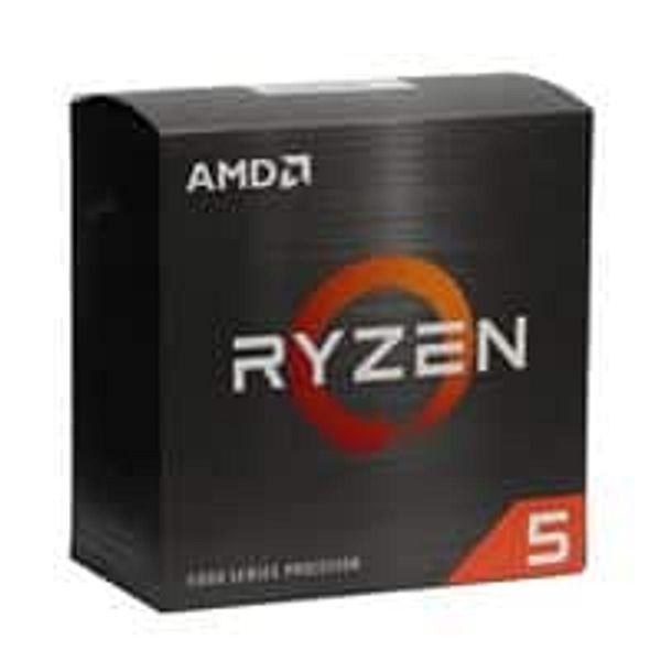 AMD Ryzen 5 5600X Vermeer 3.7GHz 6-Core AM4 Boxed Processor with Wraith Stealth Cooler - Micro Center in-store $289.99