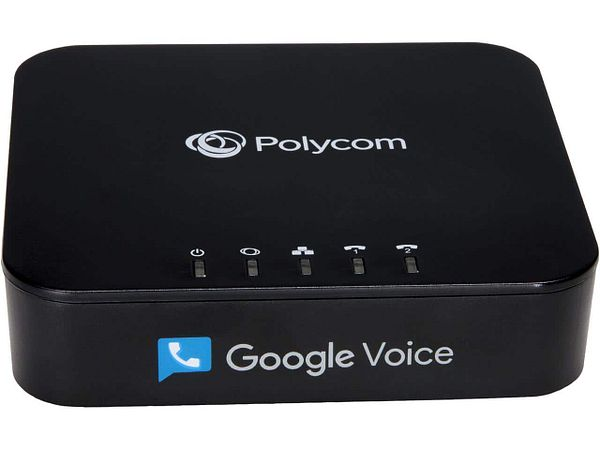 PolyCom OBi202 2-Port VoIP Phone Adapter with Google Voice and Fax Support @Newegg $60
