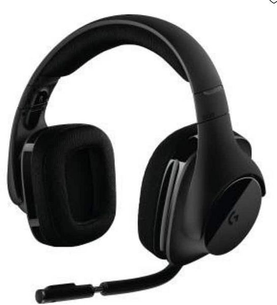 Logitech G533 Wireless Gaming Headset - $69.99 w/ FS