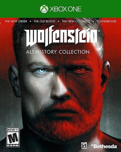 Wolfenstein: The Alternative History Collection (Xbox One)