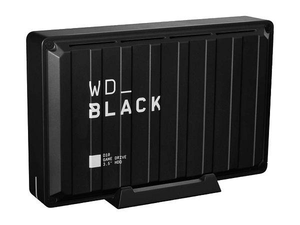 WD Black 8TB D10 Game Drive Portable External Hard Drive