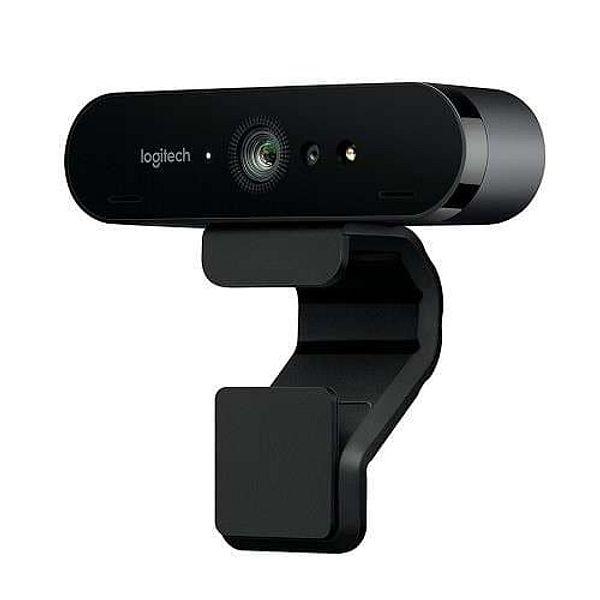 Logitech BRIO 4K Ultra HD Webcam - $158 - YMMW ($145.79 w/coupon + tax)