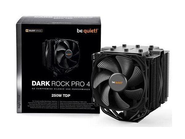 Dark Rock Pro 4 250W TDP Silentwings CPU Cooler + $5GC @Newegg